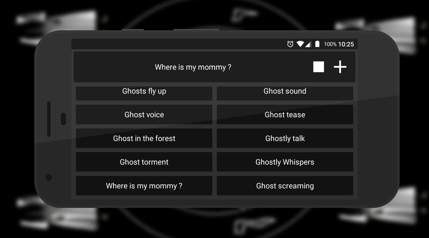 Sound of ghost download