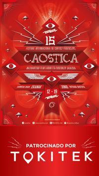 Caostica poster