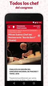 Miniature Pintxos Congress apk screenshot