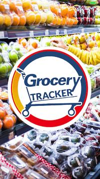 Grocery Tracker poster