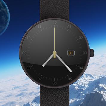 Orbital Tri-face Watch Face poster