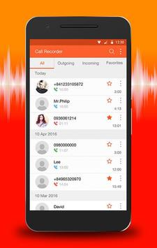 Call recorder screenshot 13