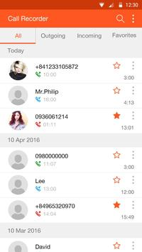 Call recorder screenshot 14