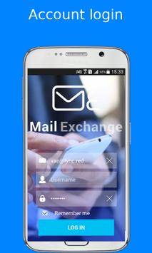 email, inbox for Exchange Mail poster