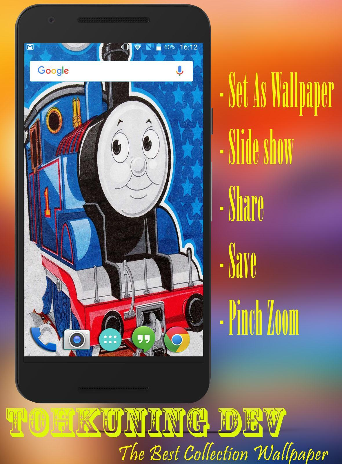 Thomas And Friends Wallpaper Hd 4k Para Android Apk Baixar