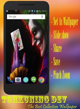 Joker Wallpaper Hd/4k screenshot 2