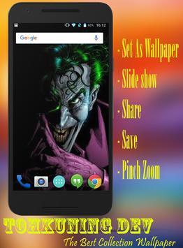 Joker Wallpaper Hd/4k screenshot 7