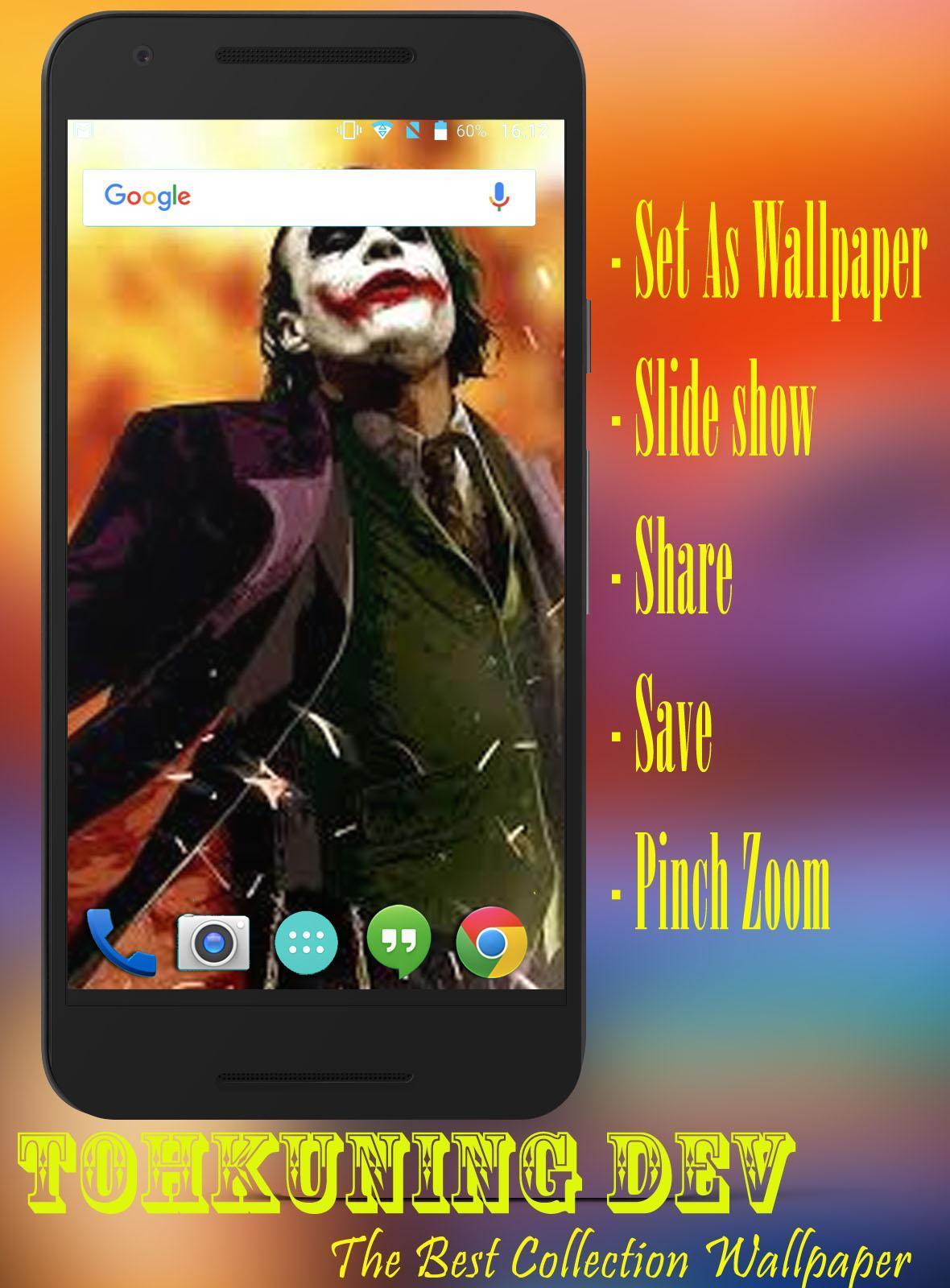 Joker Wallpaper Hd/4k for Android - APK Download
