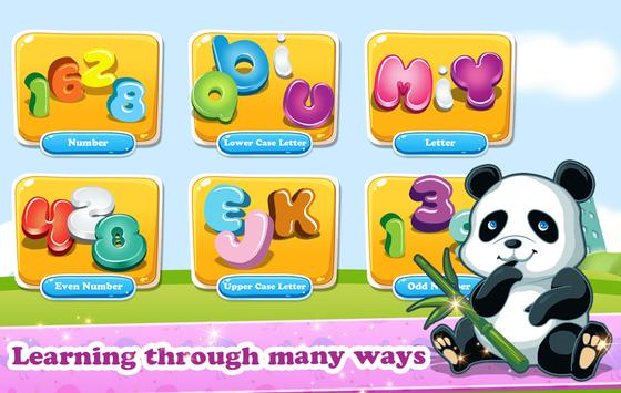 Learn number, learn alphabet screenshot 2