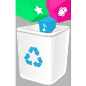 Uninstall apps - Delete apps icon