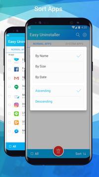 Uninstall apps - Delete apps screenshot 5