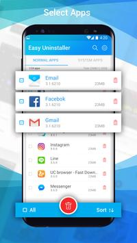 Uninstall apps - Delete apps poster