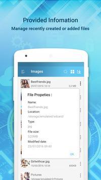 Gerenciador de arquivos imagem de tela 7