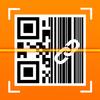 QR код - сканер штрих кодов иконка