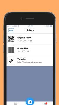 Czytnik kodu QR screenshot 4