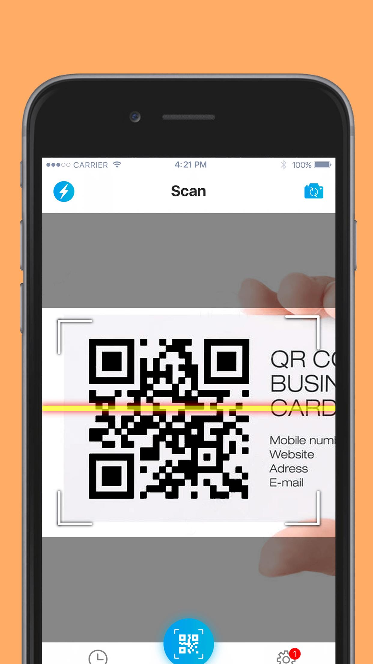 QR code reader - QR code & barcode scanner for Android - APK Download