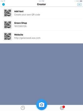 Czytnik kodu QR screenshot 11