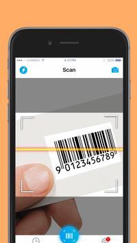Czytnik kodu QR screenshot 1