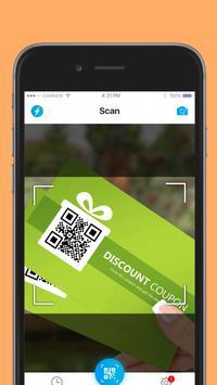 Czytnik kodu QR screenshot 2