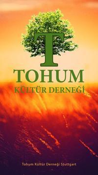 Tohum Kültür Derneği poster