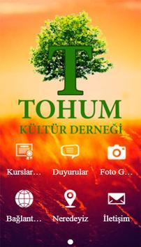 Tohum Kültür Derneği screenshot 1