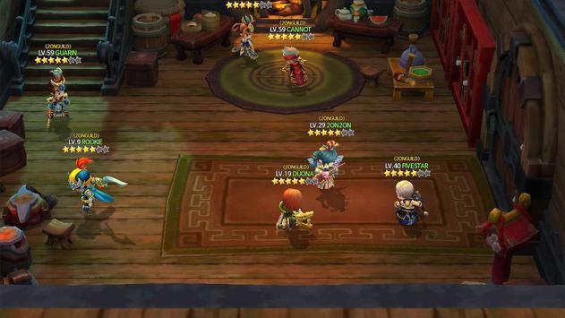 Red : Three Kingdoms screenshot 1