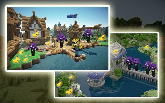 Craft Pixel Mini Banana Hero screenshot 1