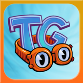 Toon Goggles Video Control icon