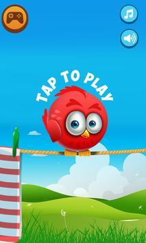 Boom Fluffy.kids toddler games poster