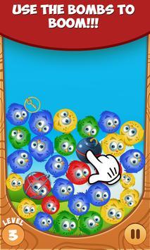 Boom Fluffy.kids toddler games screenshot 2