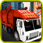Garbage Truck Simulator icon