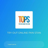 TryOut Online PKN STAN (TOPS) icon