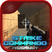 Assassin Strike Commando icon