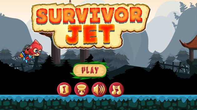 Survivor Jet screenshot 6