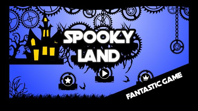 Spooky Land poster