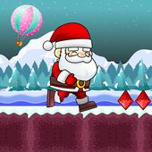 Xmas Santa icon