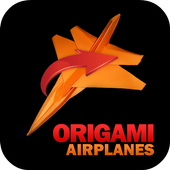 Origami Airplanes icon