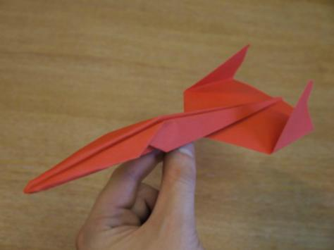 Origami Airplanes poster
