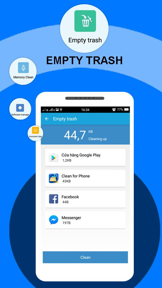 Clean Boost | Cleaner for Android - APK Download