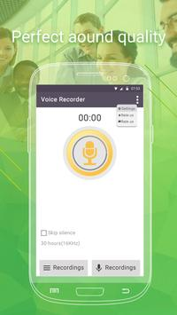 Powerful Voice Recorder poster