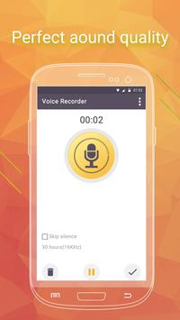 Powerful Voice Recorder screenshot 4