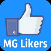 MG Auto Liker icon