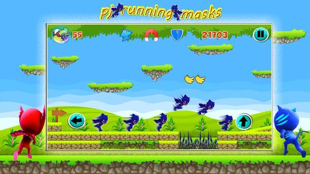 pj run masks boy screenshot 3