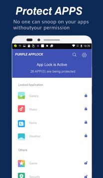 Purple Applock screenshot 2
