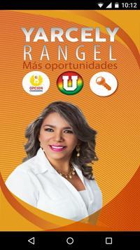 Yarcely Rangel App poster