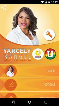 Yarcely Rangel App apk screenshot
