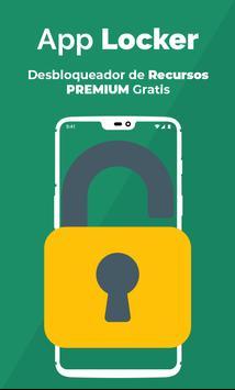 App Lock PRO 🔓 Online Unlocker poster
