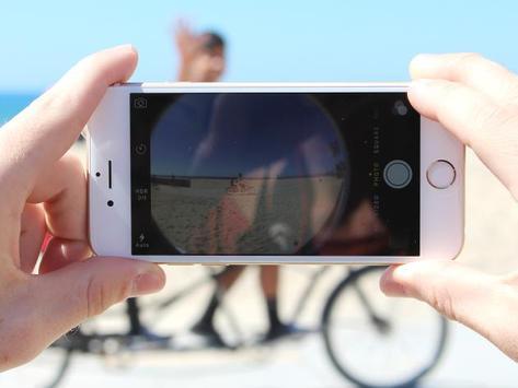 Binoculars Mega Zoom Camera screenshot 1
