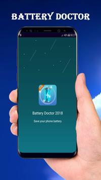Battery Doctor - Power Battery 2018 poster