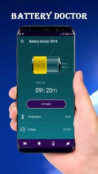 Battery Doctor - Power Battery 2018 apk screenshot